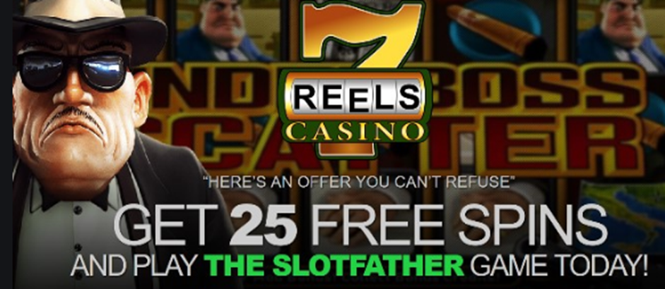 7 Reels Casino 7reels Casino Com Get About 25 Free Spins